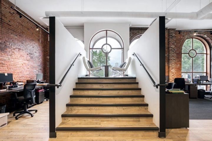 Polycor Office By Étienne Bernier Architecte, Quebec City U2013 Canada » Retail Design  Blog
