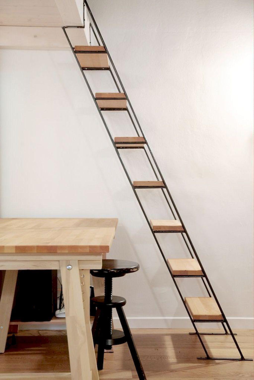 114 amazing loft stair for tiny house ideas | Loft stairs, Tiny ...
