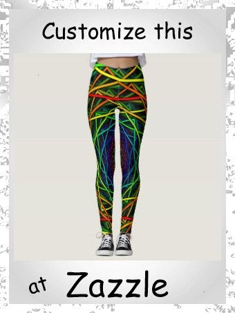 Rainbow Neon Leggings Geometric DesignWild Rainbow Neon Leggings Geometric Design 53 Sports Leggins To Update You Wardrobe Now Neon Rainbow Mandala Leggings Yoga Mudras a...