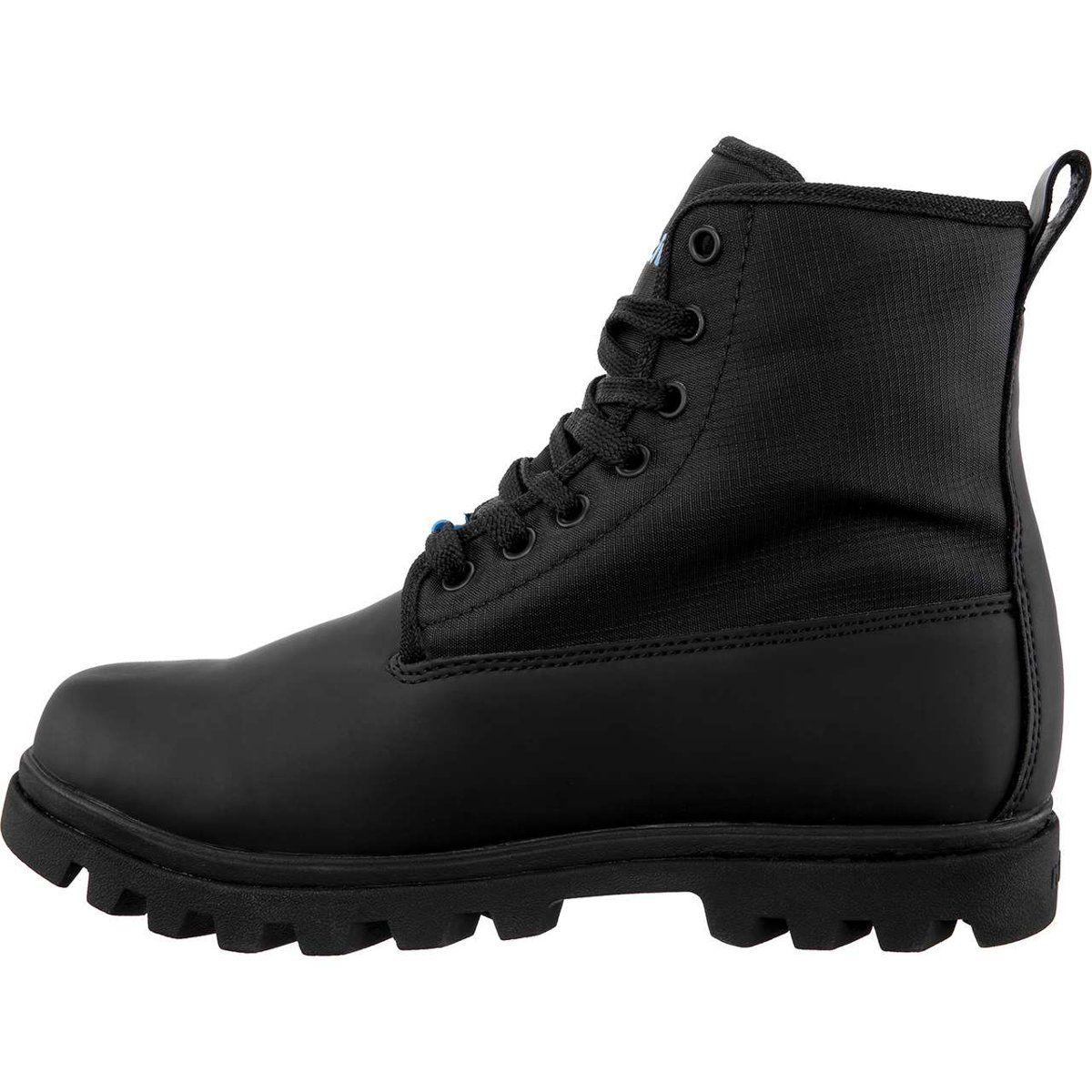 Trekkingowe Damskie Native Native Czarne Johnny Treklite Jiffy Black Jiffy Black Boots Hiking Boots Black Sneaker