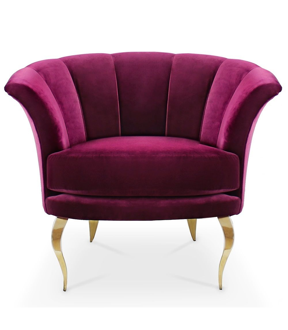 Wustrow Umber Italian Leather Power Reclining Sofa: A Rich Purple Color Velvet Armchair For