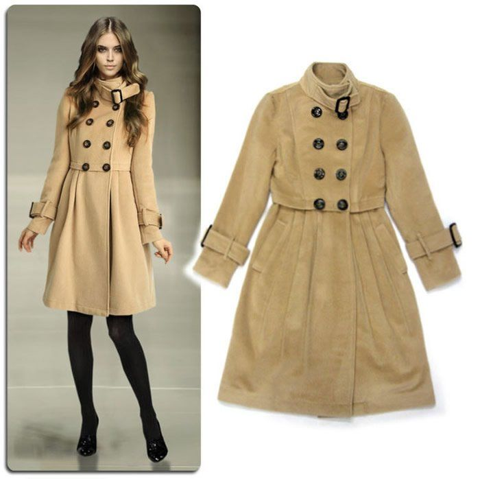 Womens winter coats vintage