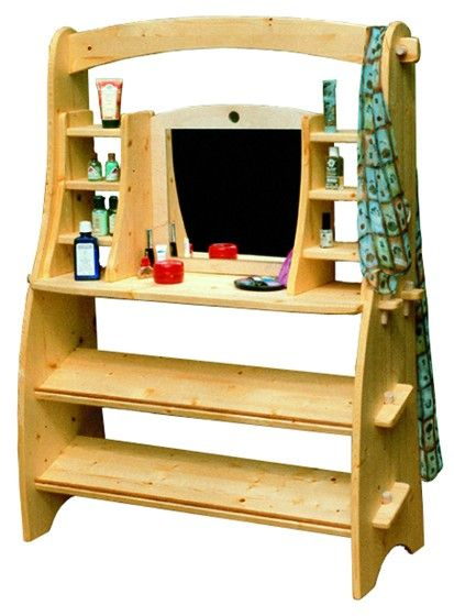 spiegel kindergarten furniture pinterest spielen lernen und kinderzimmer. Black Bedroom Furniture Sets. Home Design Ideas
