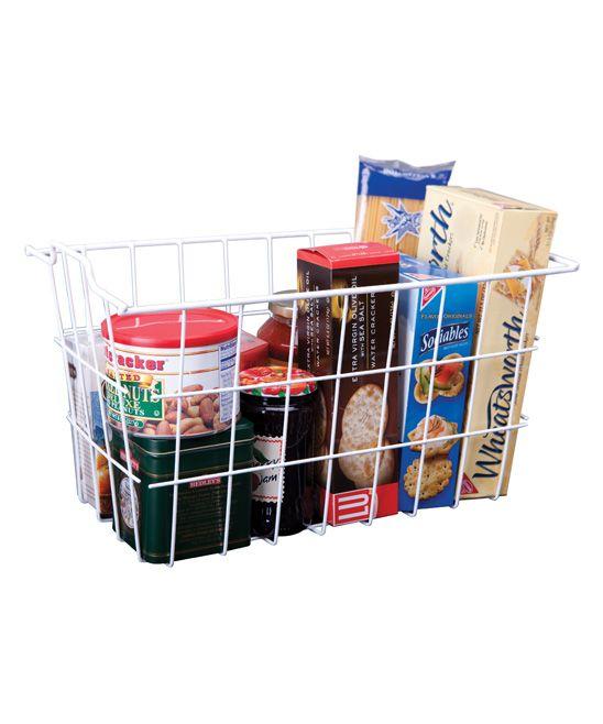 Deep Freezer Storage Basket