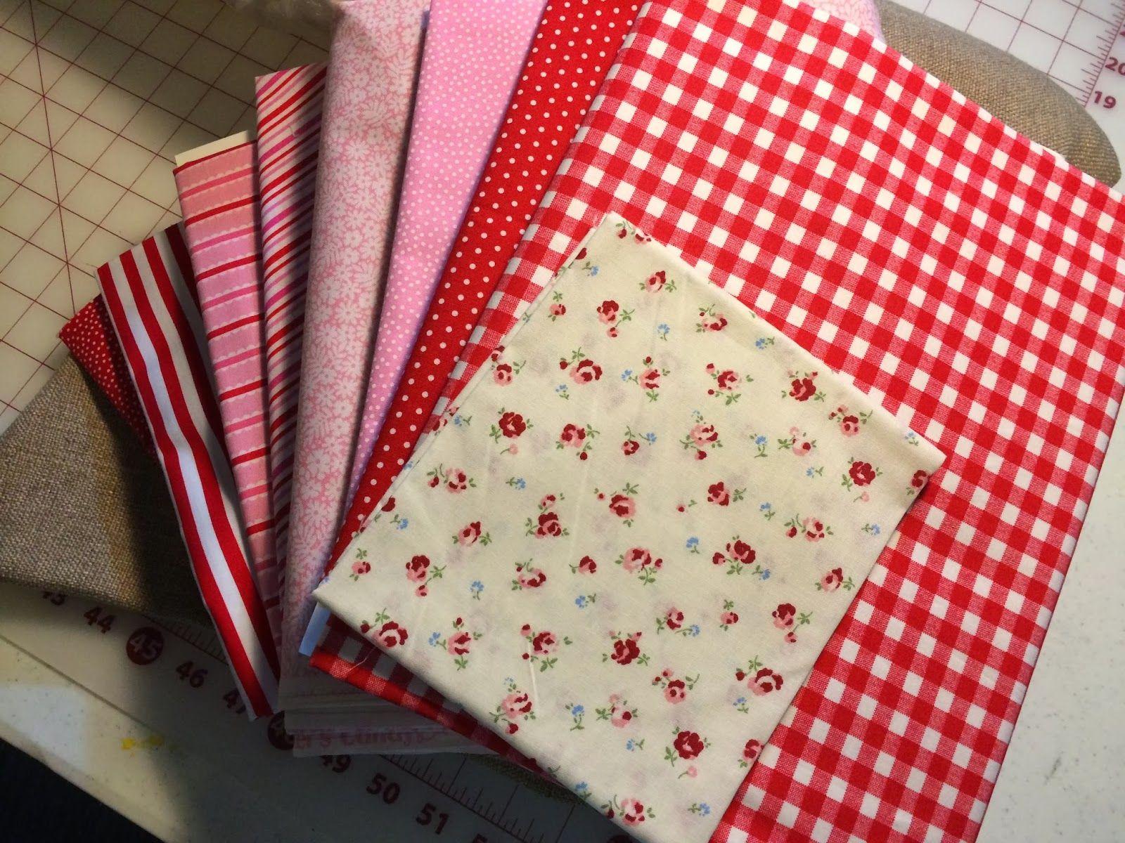Holly Creates with Valentine Fabrics