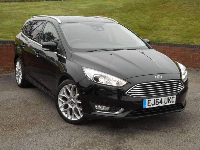 Ford Focus 1 5 Titanium X Ecoboost 180 5dr Estate Petrol Estate