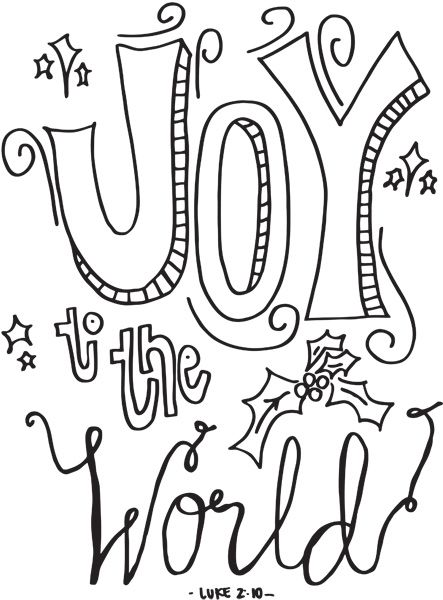 3 cute christmas coloring pages imom - Free Coloring Christmas Pictures 3