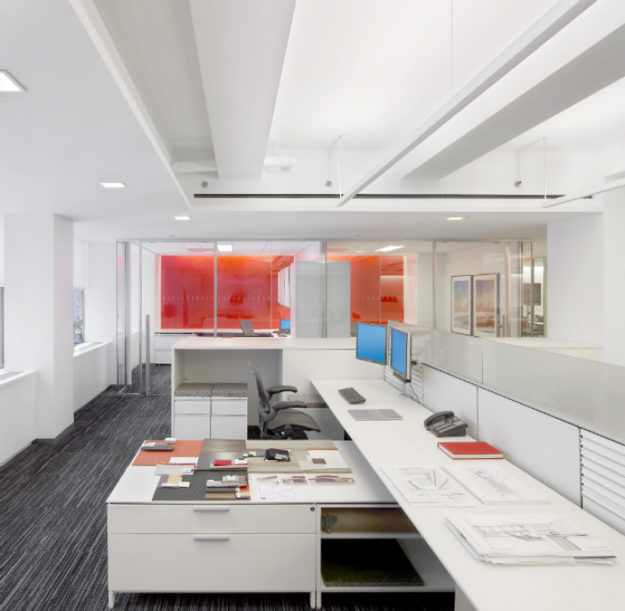 the switzer group nyc office design benhar office interiors