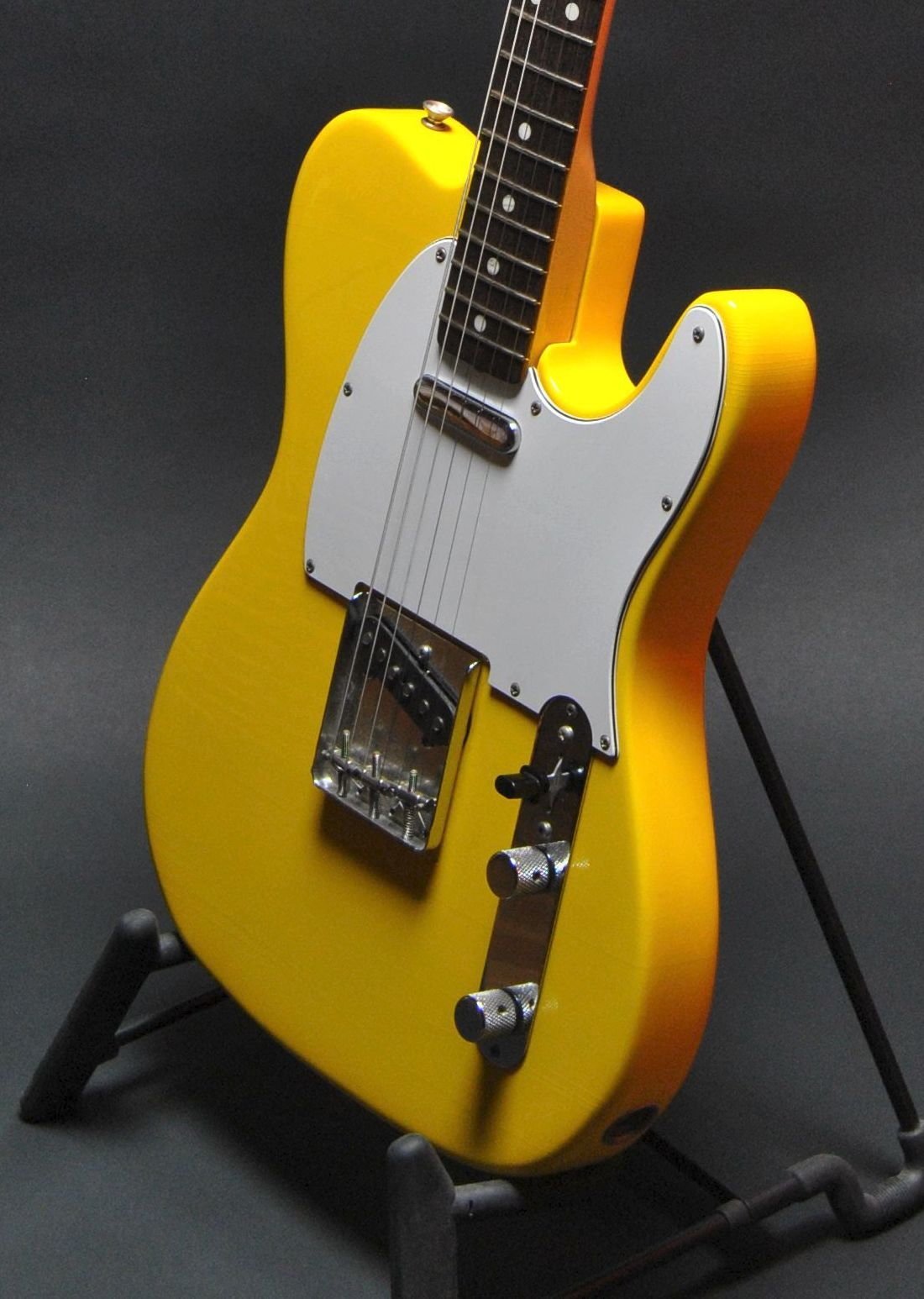 Gorgeous Yellow Tele Fender Acoustic Guitar Telecaster Guitar Fender Telecaster