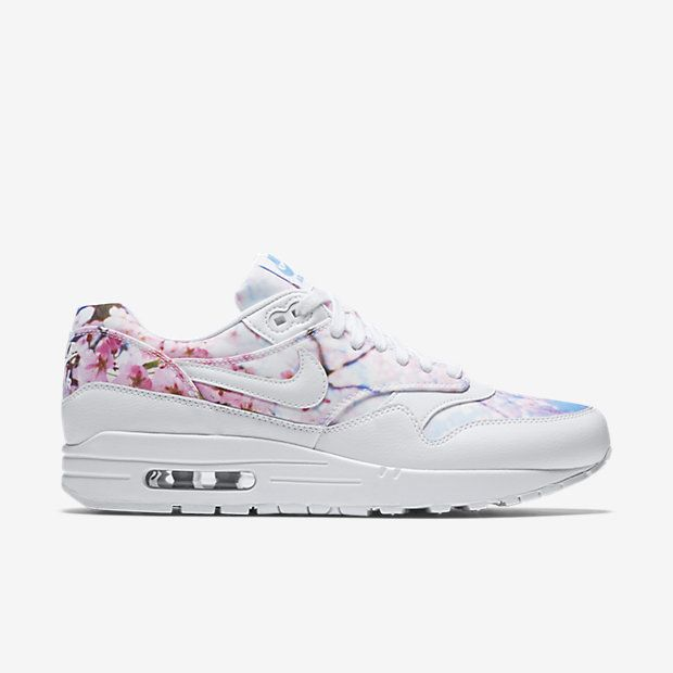 Nike WMNS Air Max 1 Cherry Blossom  More classic sneakers get updated with the springtime vibe