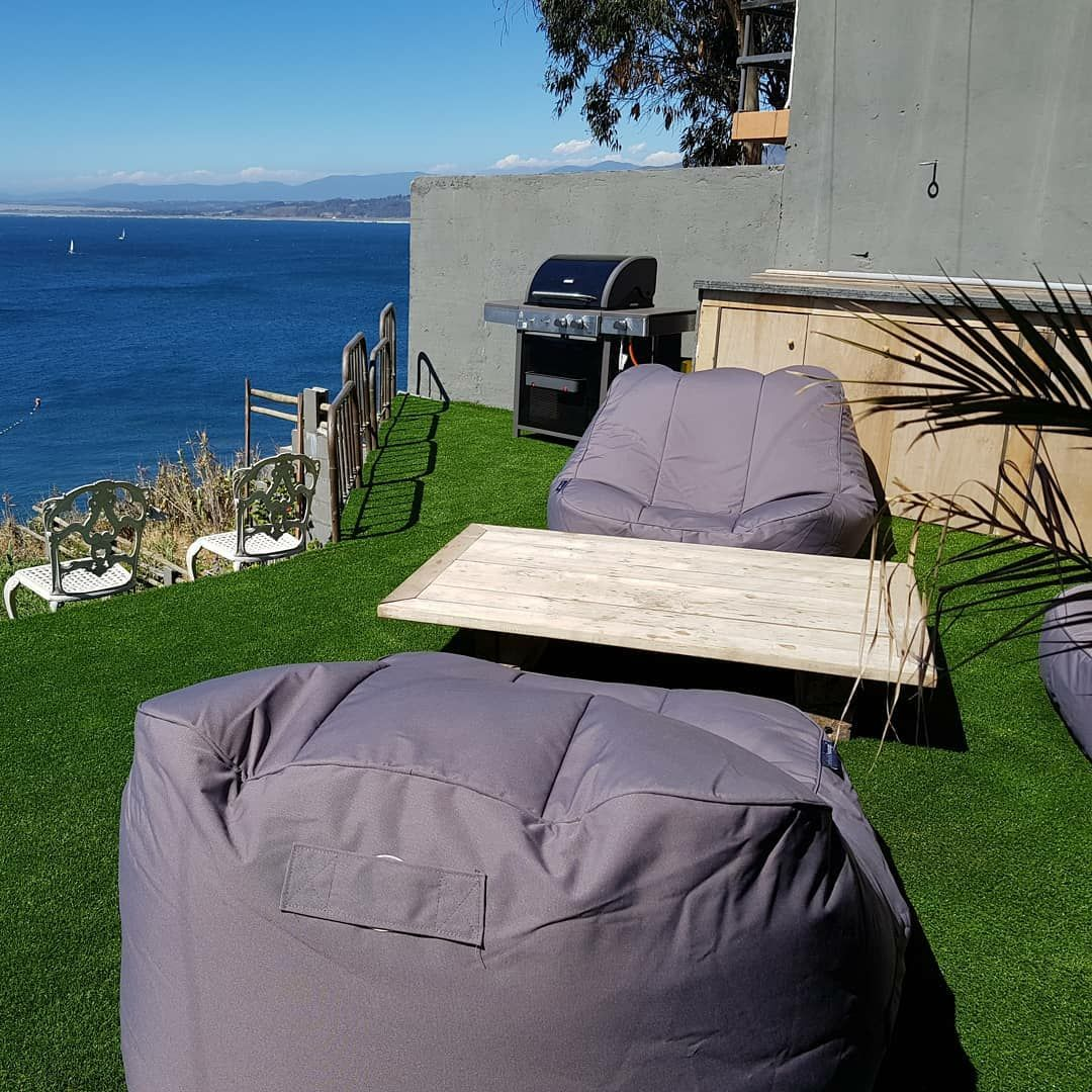Sofa De Lujo Gigante Para Terrazas