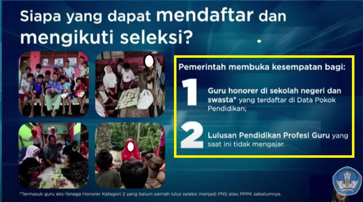 15+ Informasi pendaftaran pppk tahun 2021 info