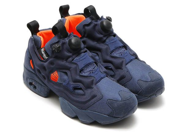 Reebok Instapump Fury Tech Arrives In Two Shades Of Blue