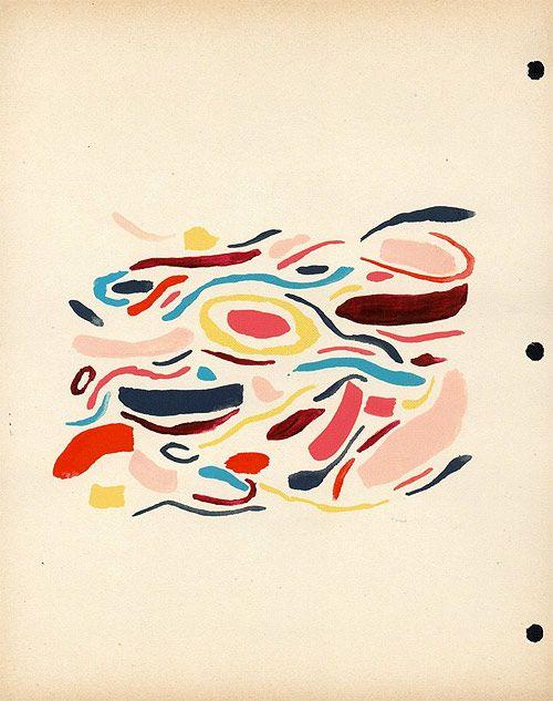 Colors and shapes Mara Caffarone.