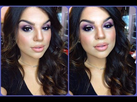 GRWM: Berry Goodness Holiday Look - YouTube