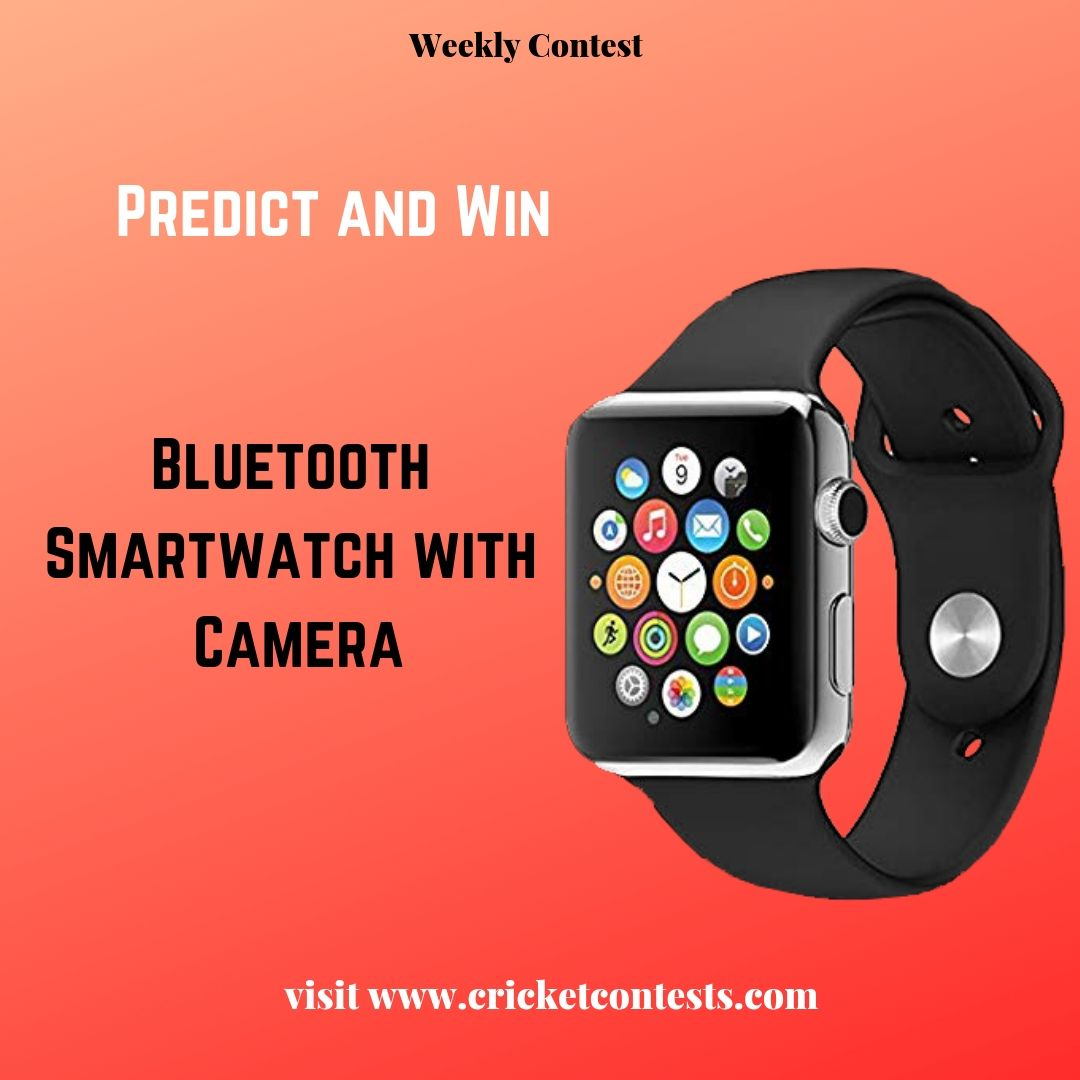 Here is another contest with amazing Prize Participate and