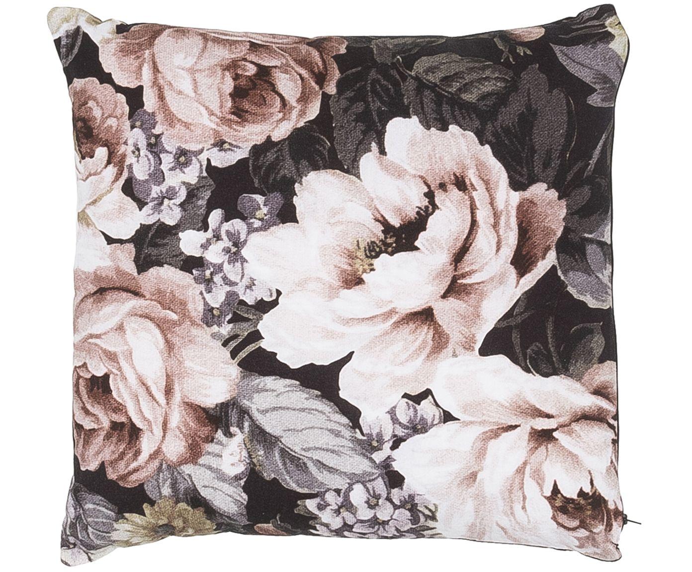 Skandi Romantik Entdecken Sie Kissen Dark Flowers Mit Floralem