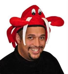 Lobster Hat #JoesCrabShack