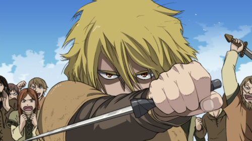 Choice Vinland saga, Anime, Saga