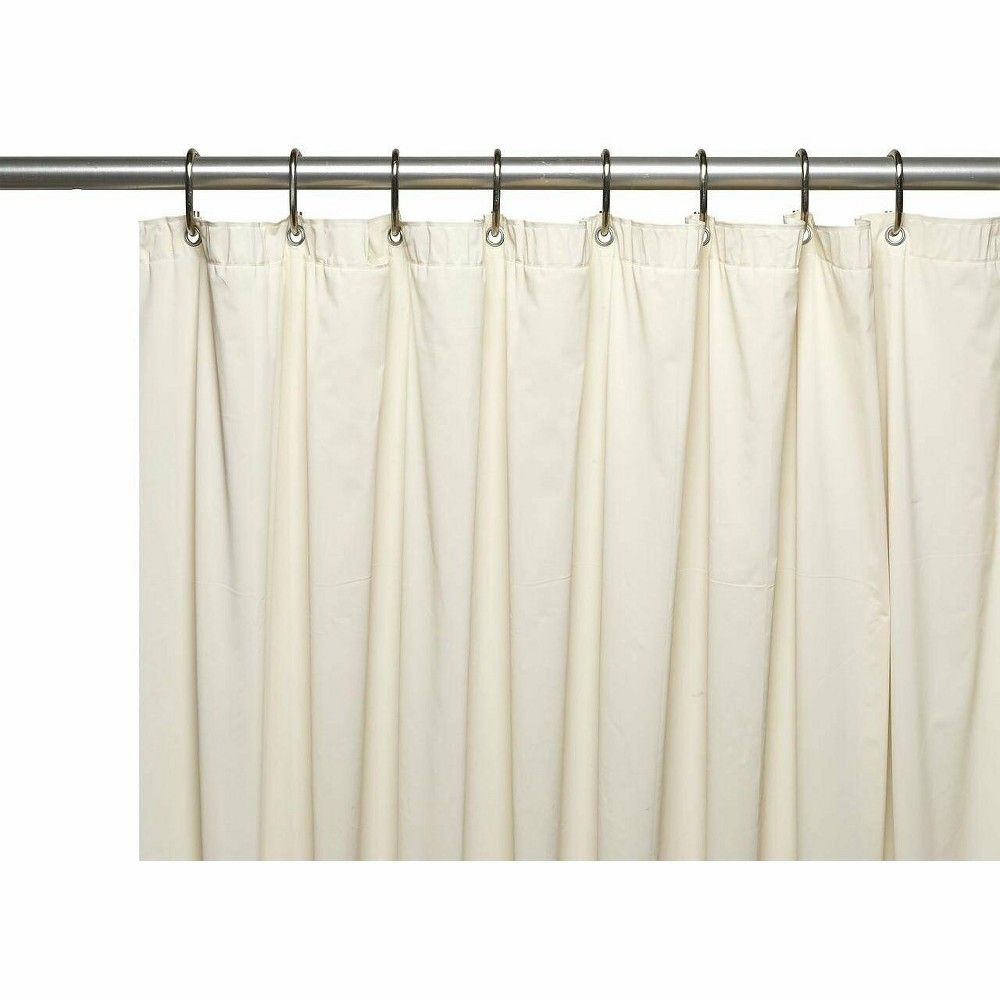 Protect Your Shower Curtain Or Hang This Beautiful Shower Curtain