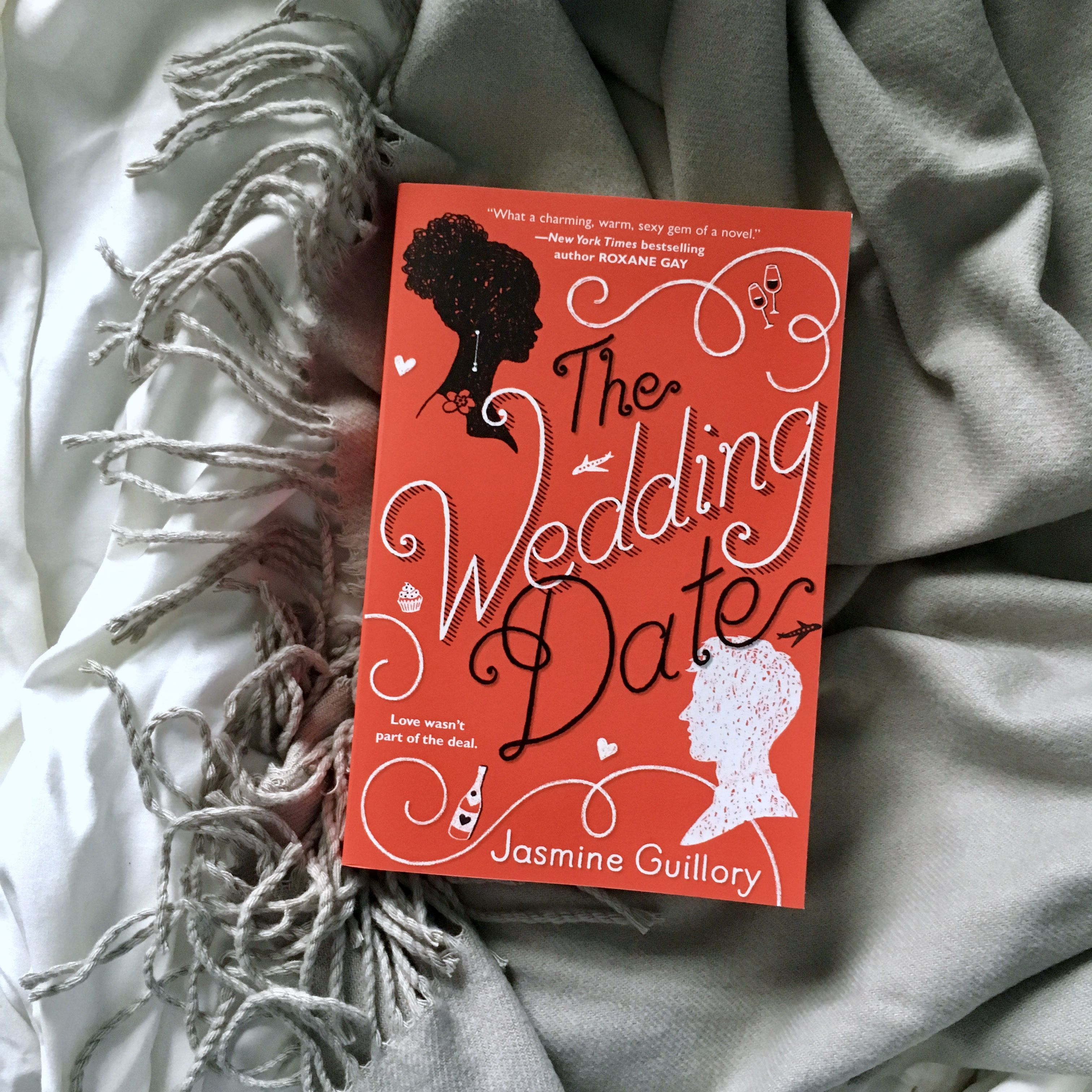 [Review] The Wedding Date by Jasmine Guillory The