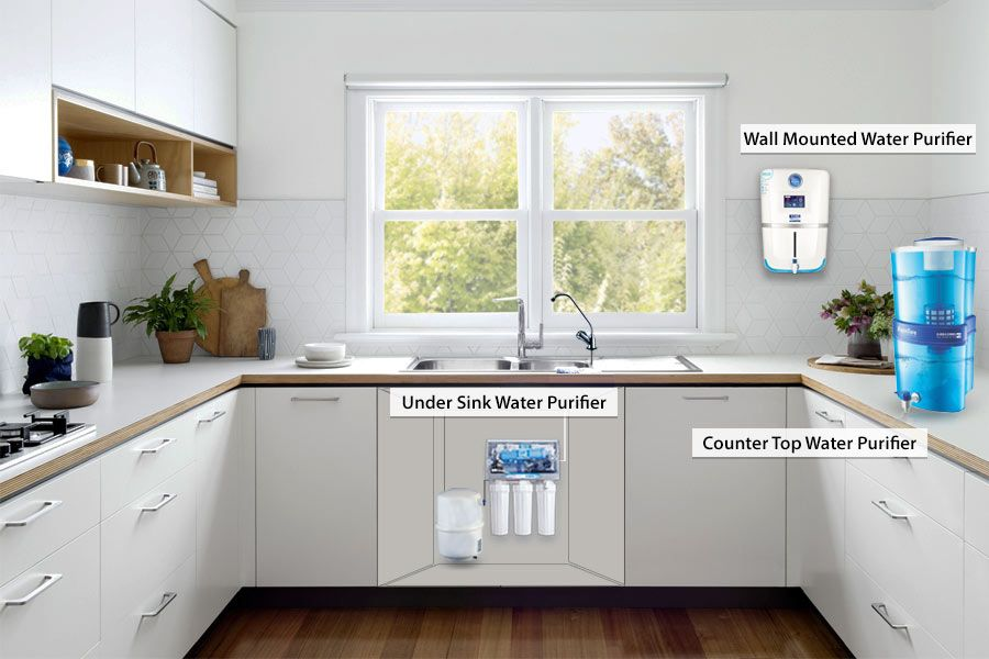 How To Choose An Ideal Under Sink Water Filter System Reverse