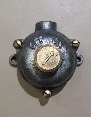 Vintage Industrial Light Switch Ebay Vintage Industrial Furniture Vintage Industrial Industrial Furniture