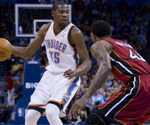 Kevin Durant Is The NBA's Most Improved Player