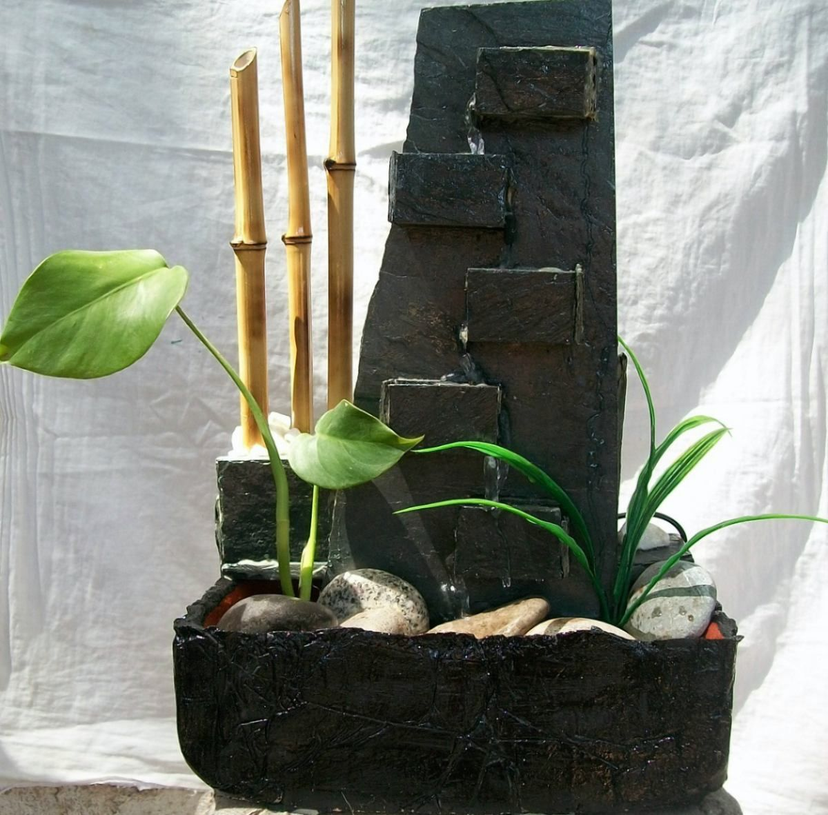 De todo un poco el agua y el feng shui feng shui - Fuente agua interior ...