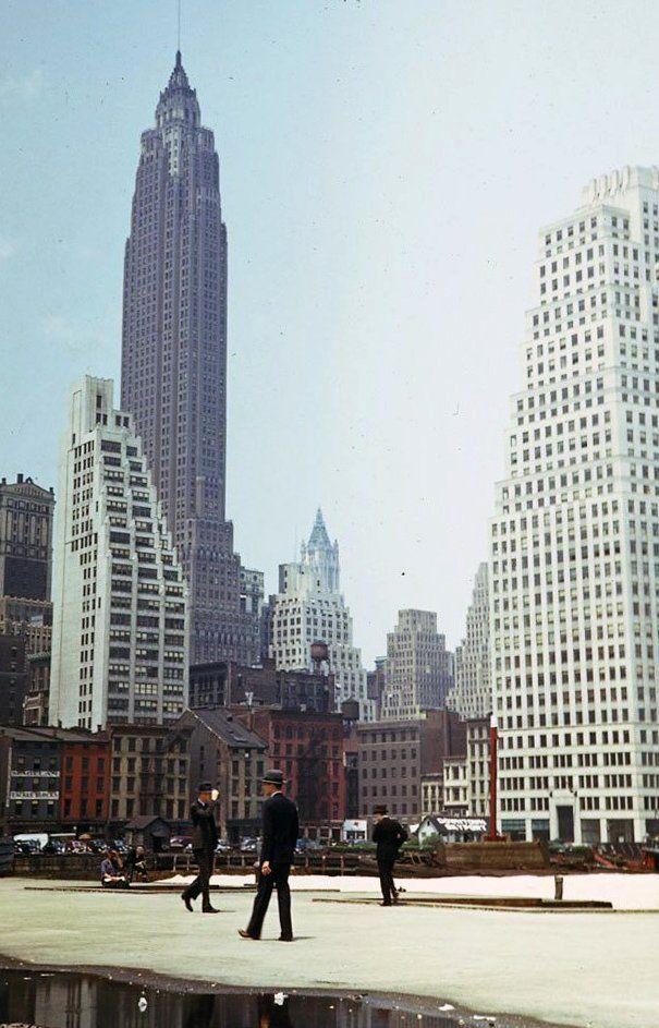 1941 Nyc Fotos Nueva York Lugares Para Visitar