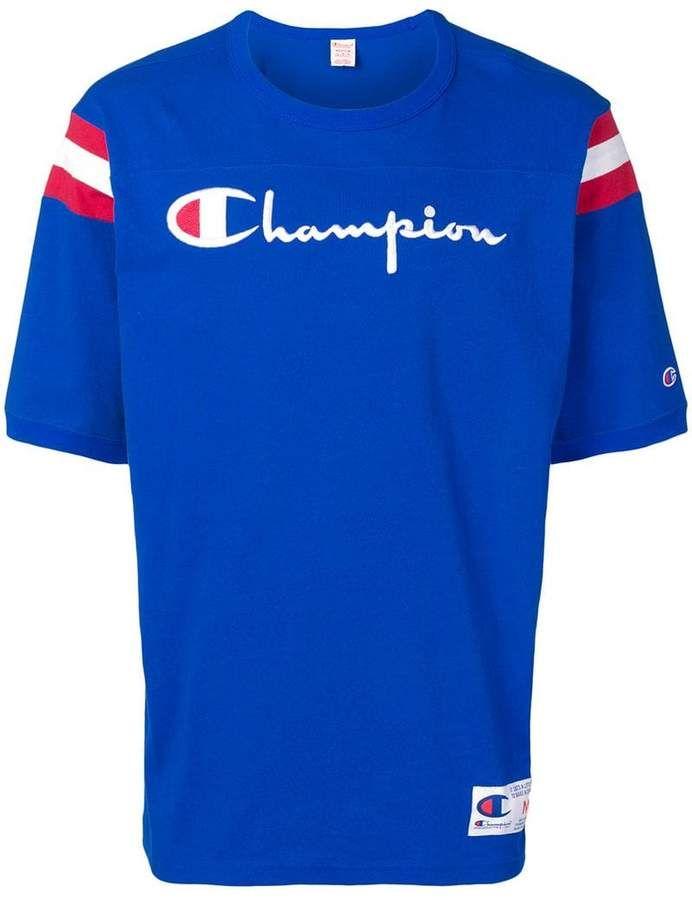 ff762efdbc142 Champion classic logo T-shirt in 2019