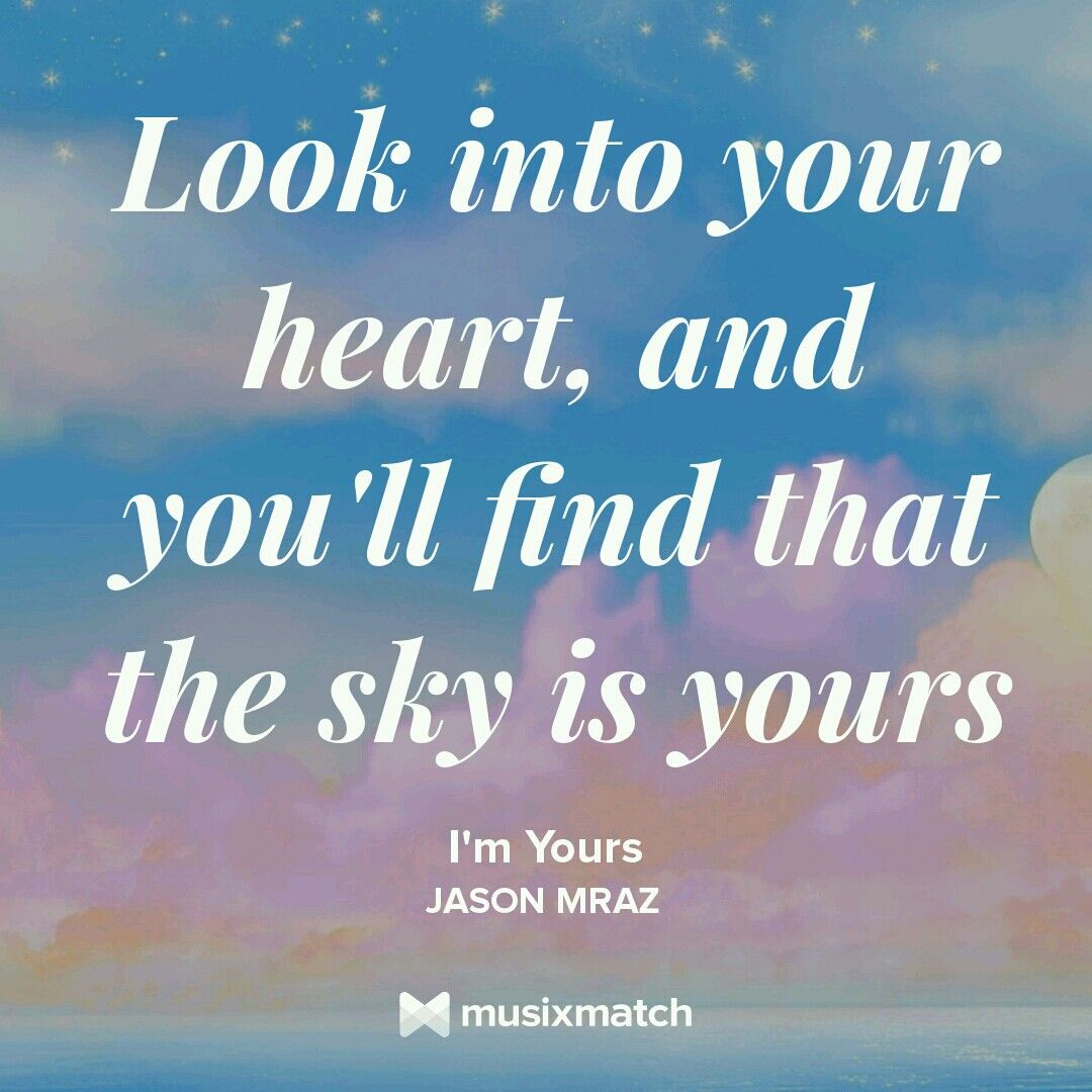 998f79cc2c5b0  Musixmatch lyric card   Jason Mraz   I m Yours