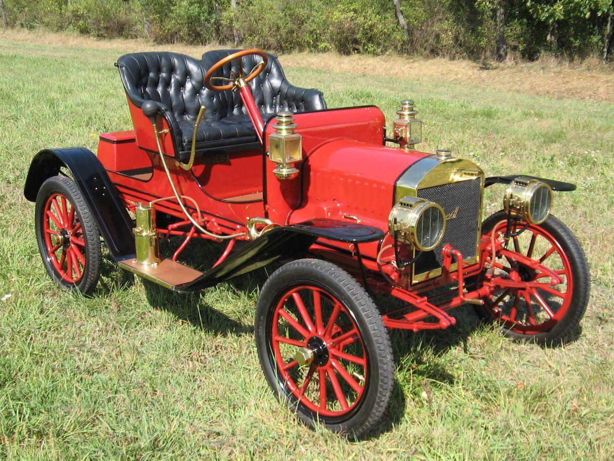 1910 - Maxwell AA Runabout - (Maxwell Motor Co. Inc., Detroit ...