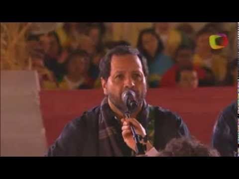 Gloria (Martín Valverde y Guilherme de Rosa de Saron) Vigilia de adoración JMJ 2013 - YouTube