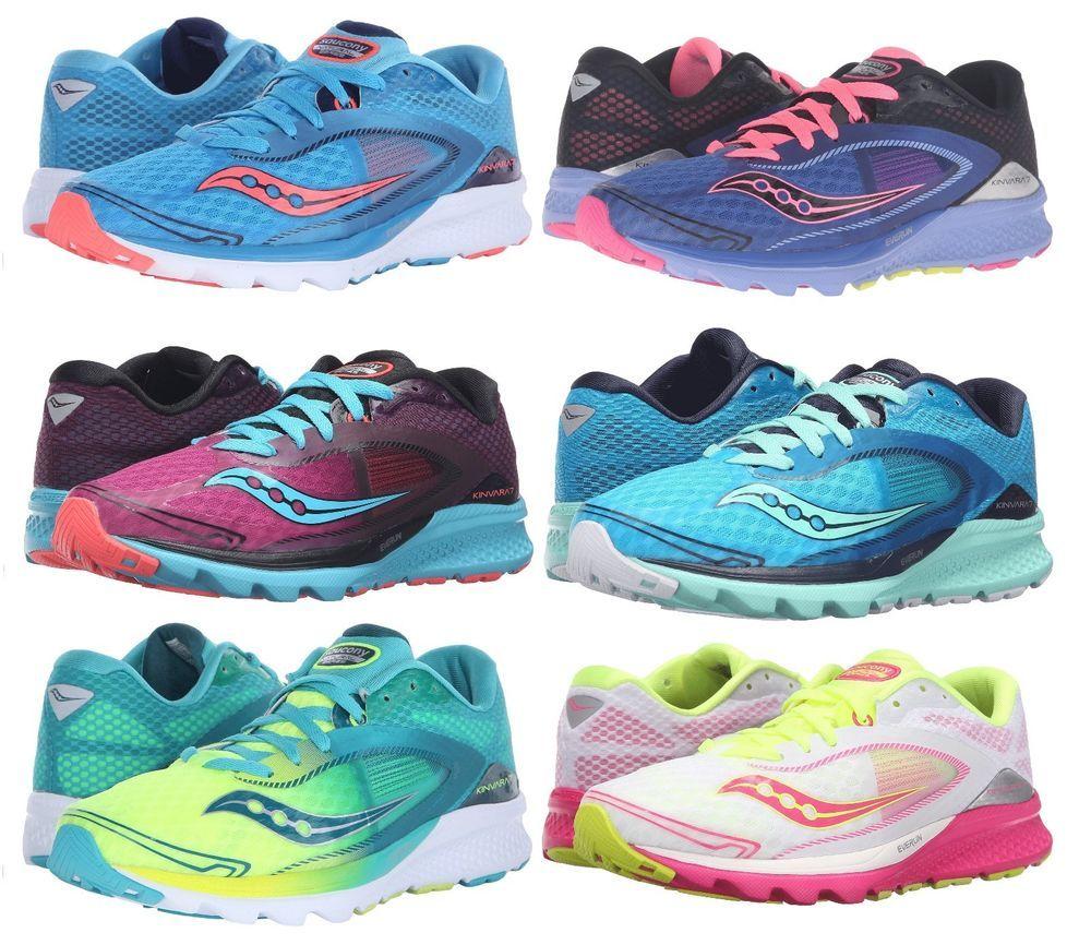 280b8f5ea4e7 Saucony Kinvara 7 Women s Neutral Running Shoes Multi-Color Size 6-11 (B