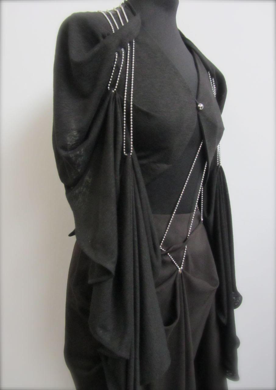Kei Kagami SS15 dress c