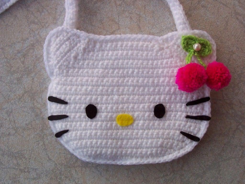 bolso de hello kitty para nias