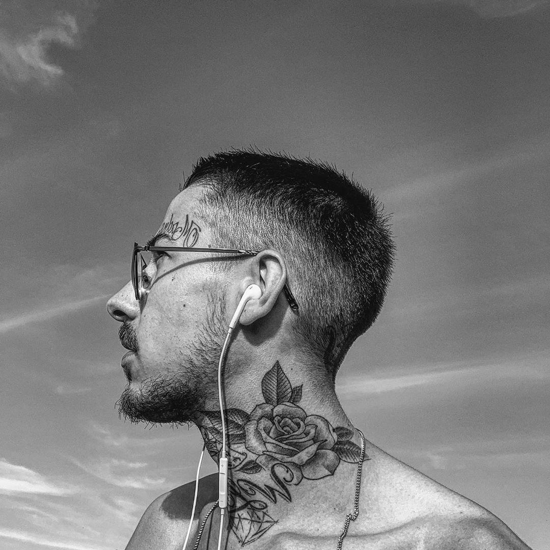 Last • • • • • • • • • • • • • • • • • • • • • #tattoo #facetattoo #tattooface #menwithtattoos #necktattoo #rosetattoo #mentattoo #tattoomen #mentattooed #tatouage #tatouagehomme #tattooedmen #tattooinked #tattooink #inktattoo #tattooed #tatoo #tattoostyle #tattooart