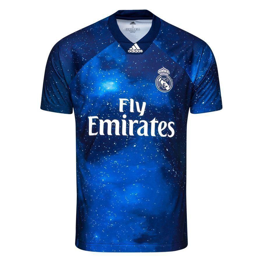 Men S Real Madrid X Ea Sports 2018 19 Lmtd Edition Fourth Jersey Premierleague Germany Belg Camisa De Futebol Camisas De Futebol Femininas Camisetas De Time