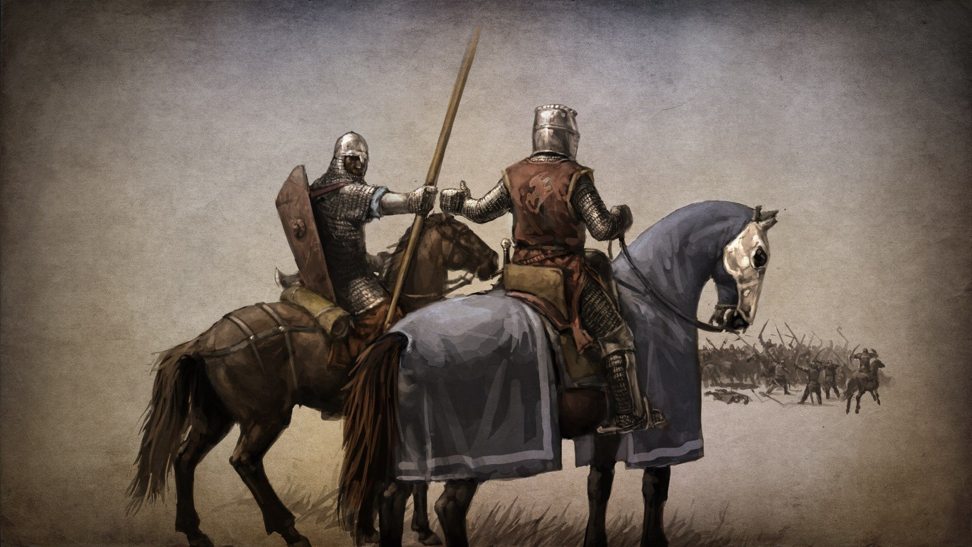 1920x1080 Free Download Mount And Blade Mount Blade Knight Drawing Medieval Knight