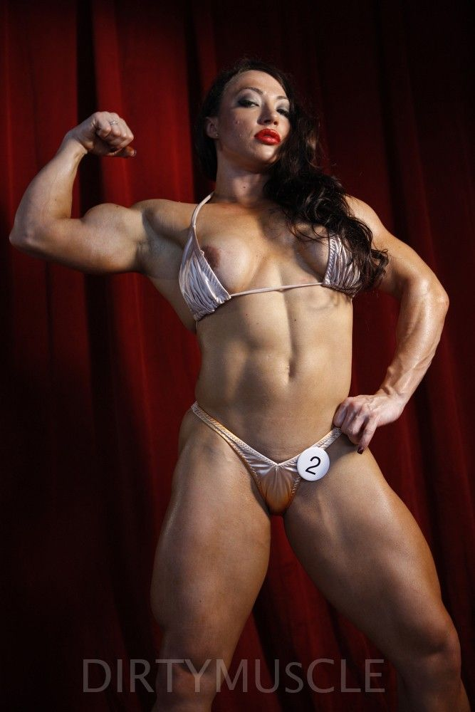 Dirty muscle girls