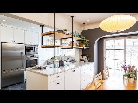 . 40 Modern Kitchen Designs   Ideas 2018   Video   Free Kerala Home