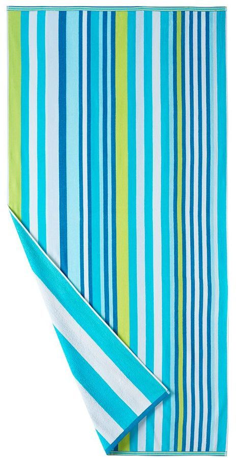 The Big One Stripe Beach Towel Oversized Beach Towels Beach
