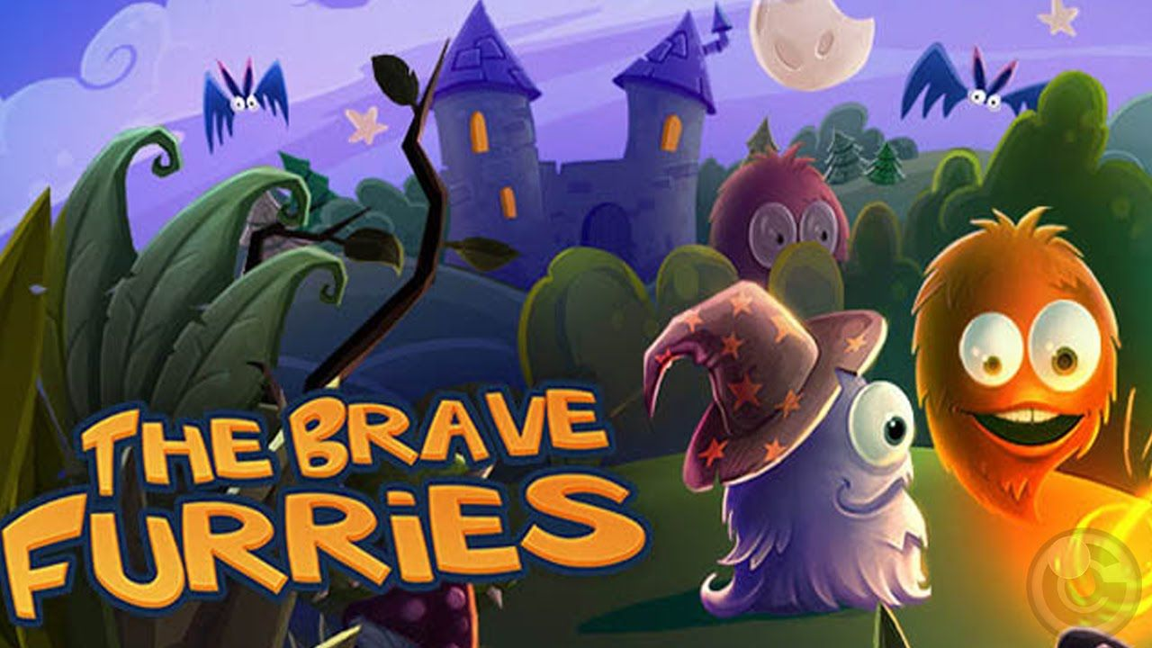 """Help these hilariously cute creatures execute a rescue mission """"Brave furries"""" iOS game from Bulkypix! - https://www.youtube.com/watch?v=42b6KvaqFRU  #creatures #recsue #mission #wizard #evil #games #igv   like this video? Then Repin it! Follow us [http://www.pinterest.com/igamesview/] today for latest iOS gameplays,Games of the week/month, Reviews, Previews, Trailers, Cheat Code, walkthroughs & more."""