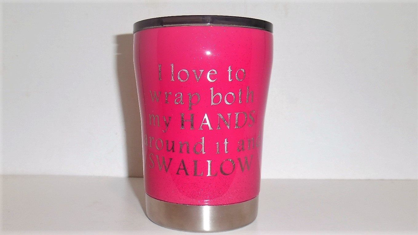 Personalized tumbler funny gifts Ozark tumbler with quote