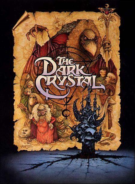 El Cristal Oscuro / The dark Crystal (1982)