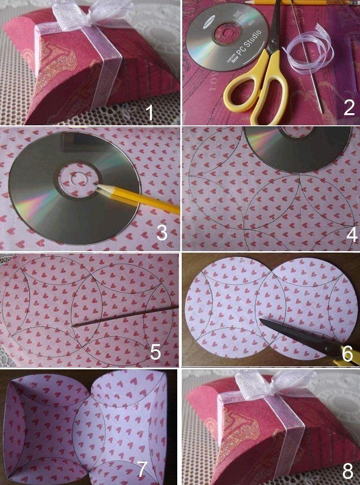Gift box | Boxes | Pinterest | Einpacken, Papier und Geschenk