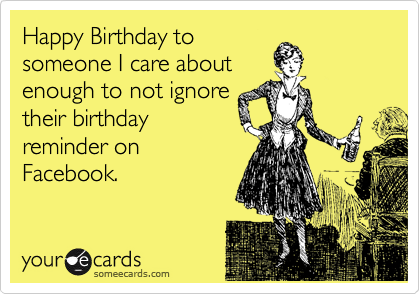 Birthday Cards Facebook Music New Free Funny Animated For When Someone Wishes Me