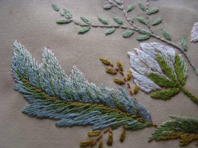 Волшебная вышивка гладью Сильвы Пао - Ярмарка Мастеров - ручная работа, handmade
