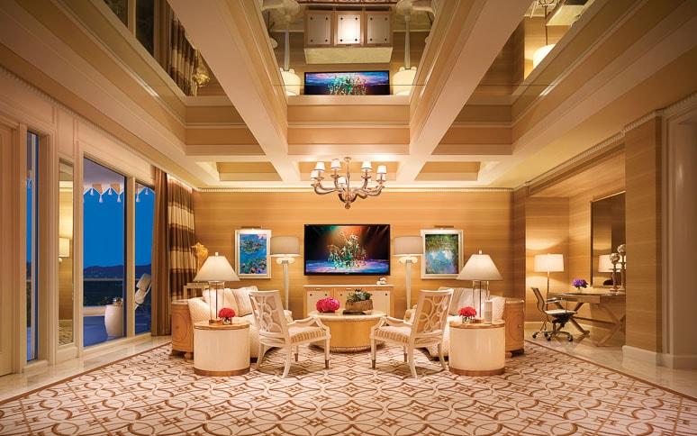 Wynn Las Vegas and Encore Hotel Luxury hotel room, Las